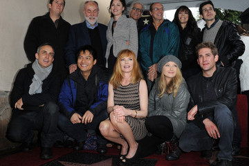 Archie Kao Marg Helgenberger Honored On The Hollywood Walk Of Fame