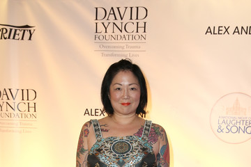 Margaret Cho David Lynch Foundation Hosts 'National Night Of Laughter And Song' Event - Arrivals