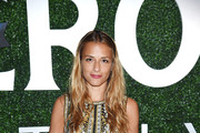 Fashion designer Charlotte Ronson attends the debut of Margherita Missoni and Peroni Nastro Azzurro's Fall fashion collaboration during New York Fashion Week on September 8, 2015 in New York City.