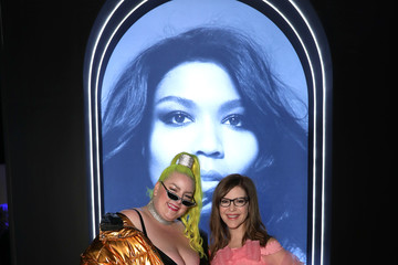 """Margie Plus Spotify Hosts """"Best New Artist"""" Party At The Lot Studios - Inside"""