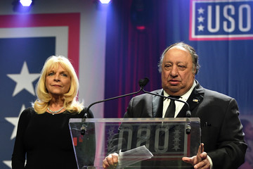 Margo Catsimatidis USO 56th Armed Forces Gala + Gold Medal Dinner