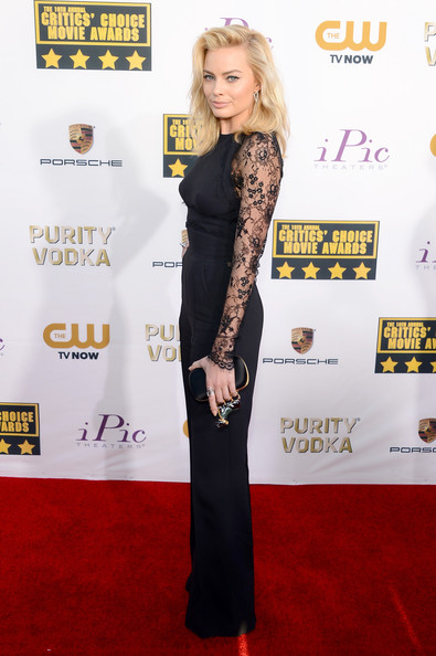 Arrivals at the Critics' Choice Awards — Part 2