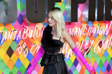 """Margot Robbie """"Birds of Prey: And the Fantabulous Emancipation Of One Harley Quinn"""" World Premiere - Red Carpet Arrivals"""