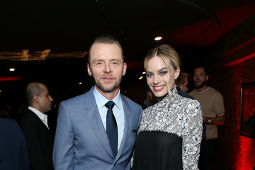 Margot Robbie Premiere Of RLJE Films' 'Terminal' - After Party