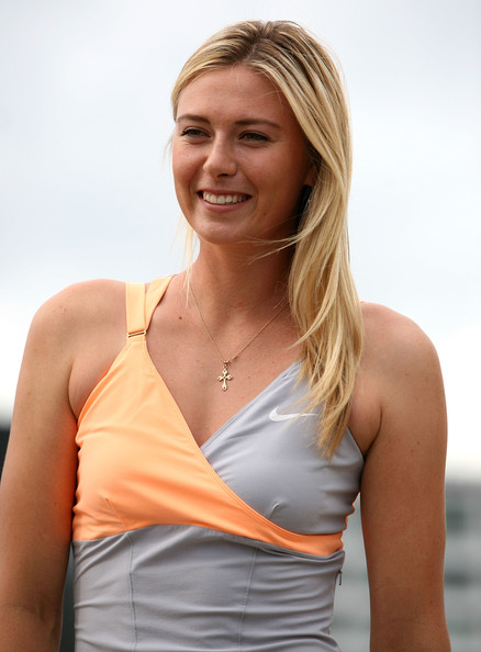 maria sharapova height. house maria sharapova height.