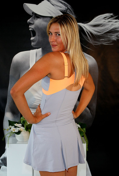 maria sharapova 2011 australian open dress. 2011+australian+open+dress