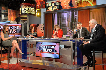 Maria Bartiromo Ken Langone Visits FOX Business Network's 'Wall Street Week'