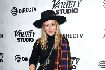 Maria Bello DIRECTV Lodge Presented By AT&T Hosted 'Blinded By The Light' Afterparty At Sundance Film Festival 2019