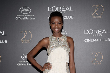 Maria Borges Gala 20th Birthday of L'Oreal in Cannes - The 70th Annual Cannes Film Festival