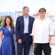 """Maria Choustova """"Baby Yar. Context"""" Photocall - The 74th Annual Cannes Film Festival"""