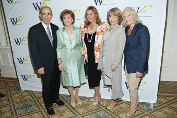 Maria Cuomo Cole Arrivals at the 3rd Annual Elly Awards Luncheon