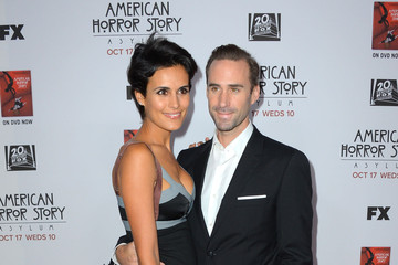 """Maria Dolores Dieguez Premiere Screening Of FX's """"American Horror Story: Asylum"""" - Arrivals"""