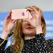 Maria Dragus 'Tiger Girl' Press Conference - 67th Berlinale International Film Festival