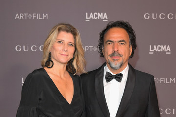Maria Eladia Hagerman 2017 LACMA Art + Film Gala Honoring Mark Bradford and George Lucas Presented by Gucci - Red Carpet