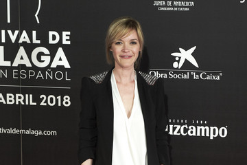 Maria Esteve Malaga Film Festival 2018 Presentation in Madrid