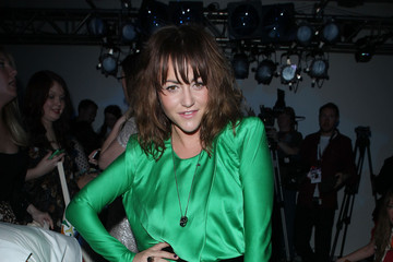 Jamie Winstone Maria Grachvogel Runway - LFW Autumn/Winter 2011