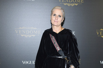 Maria Grazia Chiuri Irving Penn Exhibition Private Viewing Hosted by Vogue - Paris Fashion Week Womenswear S/S 2018
