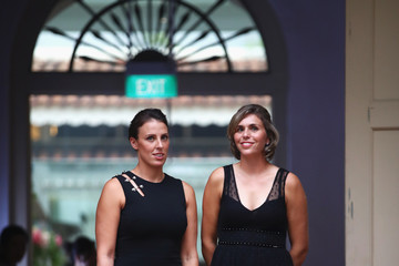 Maria Jose Martinez Sanchez BNP Paribas WTA Finals Singapore presented by SC Global - Day 3
