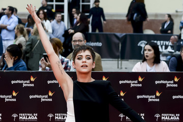 Maria Leon Closing Day - Red Carpet - Malaga Film Festival 2018