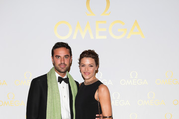 Maria Mantero OMEGA 'Her Time' Gala Dinner