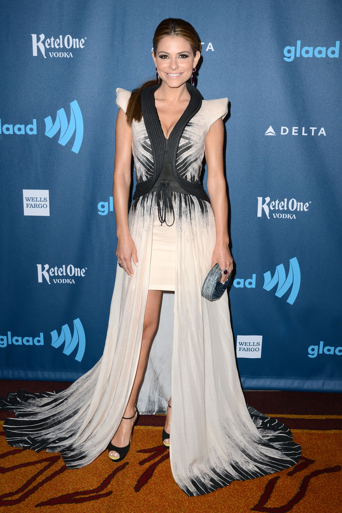 Maria Menounos - 24th Annual GLAAD Media Awards Presented By Ketel One And Wells Fargo - Arrivals