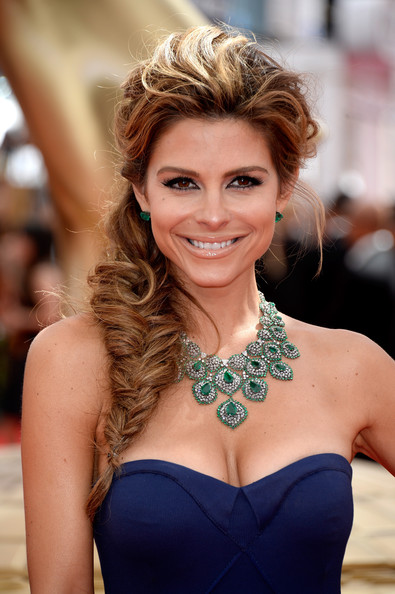 Maria Menounos - Arrivals at the 65th Annual Primetime Emmy Awards — Part 5