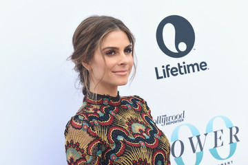 Maria Menounos The Hollywood Reporter's Annual Women In Entertainment Breakfast In Los Angeles