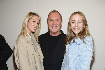 Maria Olympia Michael Kors Collection Fall 2018 Runway Show - Front Row