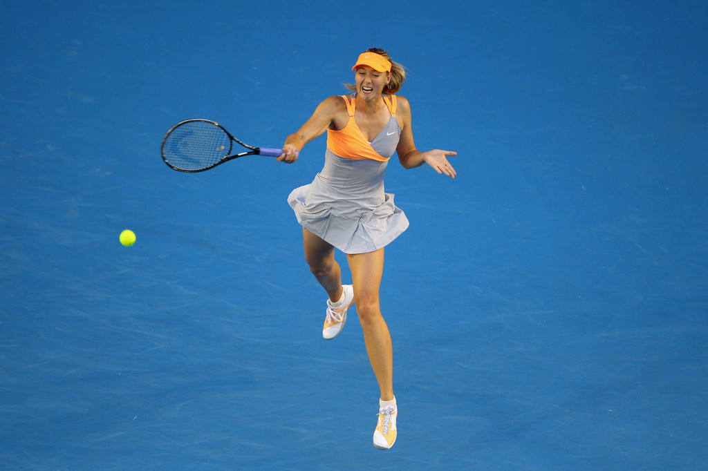 Maria Sharapova - 2011 Australian Open - Day 7