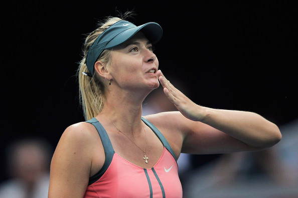 Maria Sharapova - 2012 China Open - Day 8