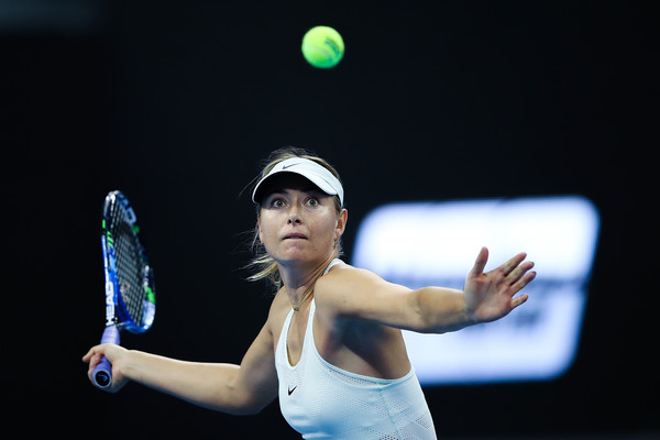 Maria Sharapova Exits Moscow With No Regrets And Hope For The Future