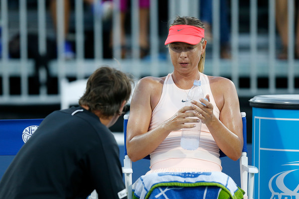 Maria Sharapova Faces US Open uncertainty After Sixth Withdrawal Of The Season