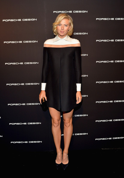 Maria Sharapova - Celebs at the Porsche Event in Beverly Hills