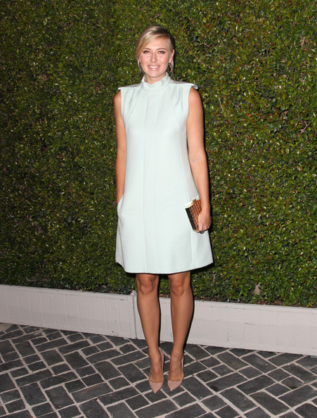 Maria Sharapova - Stars at the Chloe LA Fashion Show and Dinner — Part 2