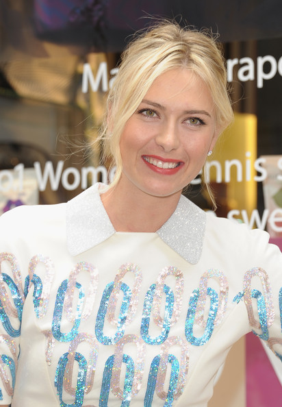 Maria Sharapova - Sugarpova Launch