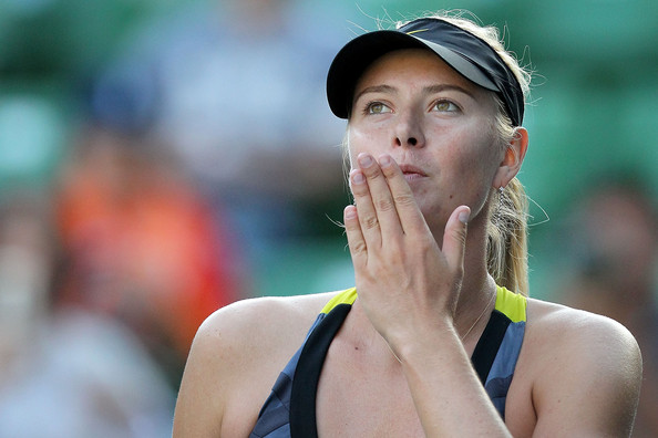 Maria Sharapova - Toray Pan Pacific Open - Day 4