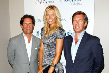 Tracy Smith Maria Sharapova Unveils Collection For Cole Haan
