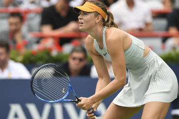 Maria Sharapova Rogers Cup Montreal - Day 3