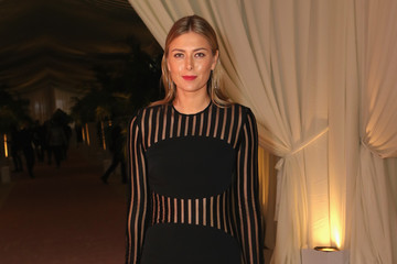 Maria Sharapova 27th Annual Elton John AIDS Foundation Academy Awards Viewing Party Celebrating EJAF And The 91st Academy Awards With Cocktails By CÎROC Vodka And Tequila Don Julio