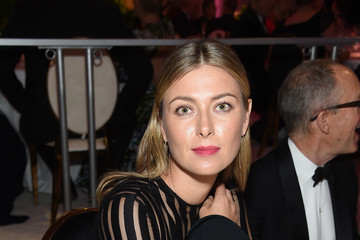 Maria Sharapova 27th Annual Elton John AIDS Foundation Academy Awards Viewing Party Sponsored By IMDb And Neuro Drinks Celebrating EJAF And The 91st Academy Awards - Inside