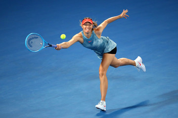 Maria Sharapova European Best Pictures Of The Day - January 18, 2019