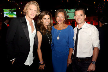 Maria Shriver Coca-Cola and ESPN Present a Star-Studded Night Honoring Eunice Shriver Kennedy And Special Olympics