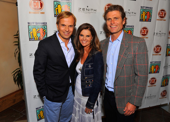 Best Buddies Challenge: Hearst Castle Kick-off Reception Hosted by Maria Shriver, Tehama Golf Club, Carmel