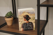 """A view of Maria Shrivers book """"I've Been Thinking"""" at a sit down in conversation with Maria Shriver and Erin Falconer at The Riveter on January 15, 2019 in Los Angeles, California."""