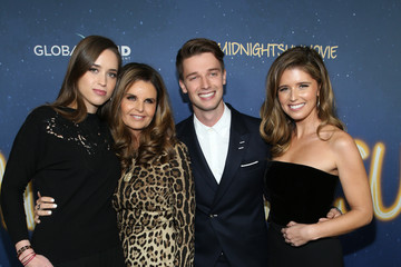 Maria Shriver Premiere Of Global Road Entertainment's 'Midnight Sun' - Red Carpet