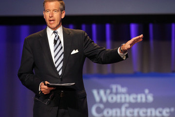 Brian Williams Maria Shriver's Women's Conference 2010 - Day 3