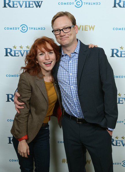 maria thayer  review premiere party  hollywood    zimbio