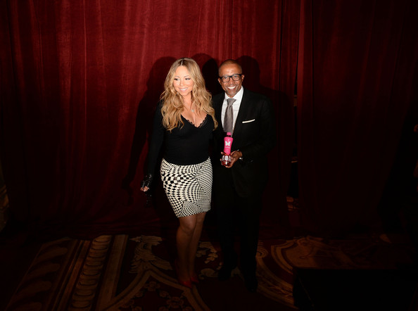 Mariah Carey Launches 'Butterfly' in NYC