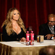 Mariah Carey and Kevin Liles