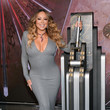 Mariah Carey Mariah Carey Lights The Empire State Building In Celebration Of The 25th Anniversary Of